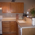 Cove Backsplash Kitchen Counters