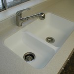 Hi-Macs Integral Sink
