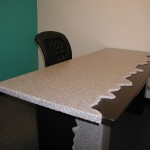 Private Commission Solid Surface Desk