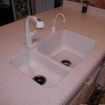 Integral Kitchen Sink